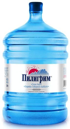 """Питьевая вода """"Пилигрим"""""""